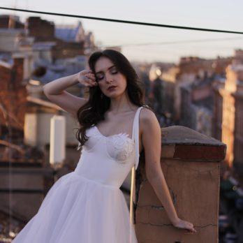 Свадебное платье «Bria»