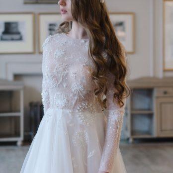 Свадебное платье «Fialla»