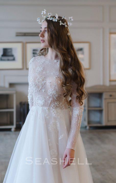 """Свадебное платье """"Fialla"""""""