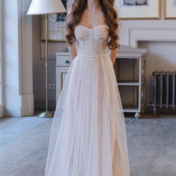 Свадебное платье «Peony»