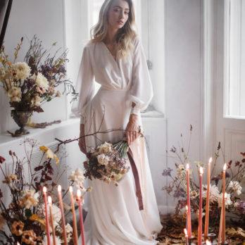 Свадебное платье «Luna»