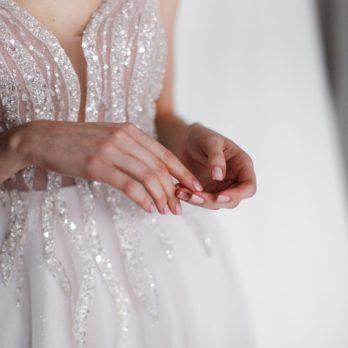 Свадебное платье «Silver»