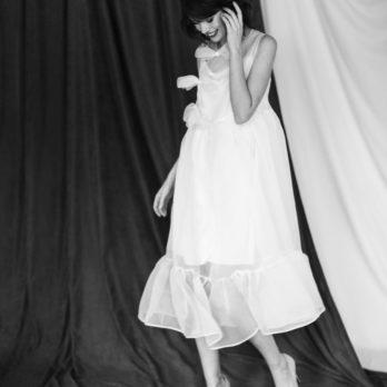 Свадебное платье «Maya midi»
