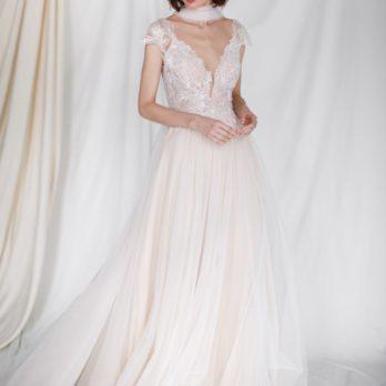 Свадебное платье «Scarlott»