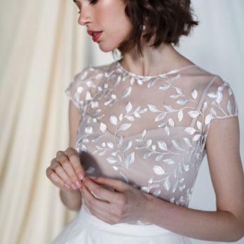Свадебное платье «Julie»