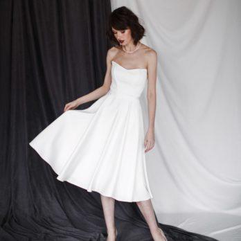 Свадебное платье «Anessa midi»
