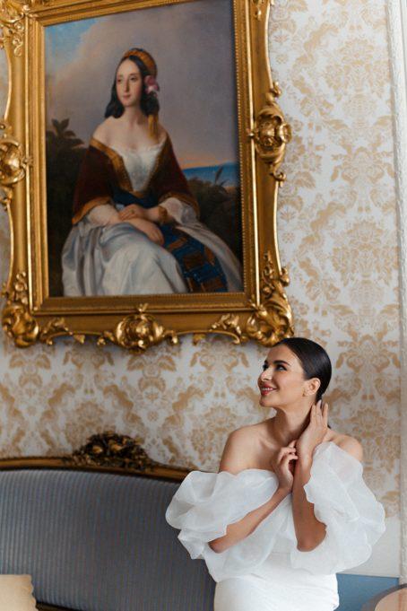 Свадебное платье «Hilary»