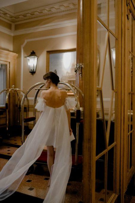Свадебное платье «Jasmine»