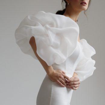 Свадебное платье «Anessa» рыбка