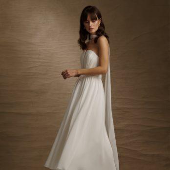 Свадебное платье «Lia midi»