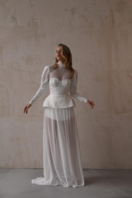 Свадебное платье «Rose»